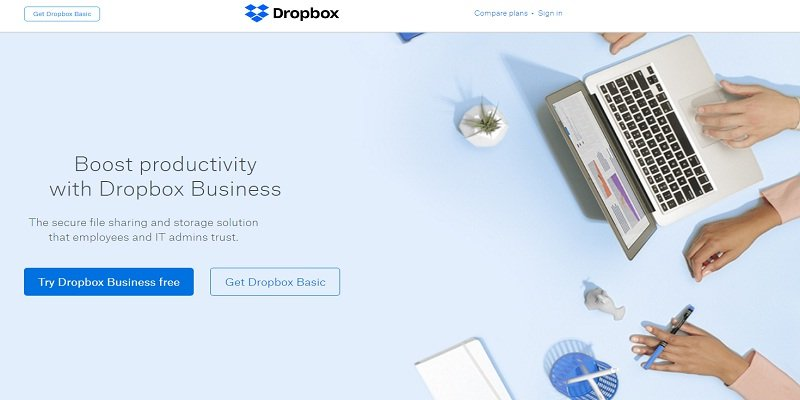 Dropbox Cloud