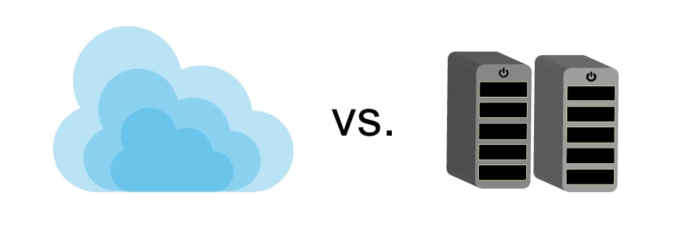 cloud storage vs cloud computing