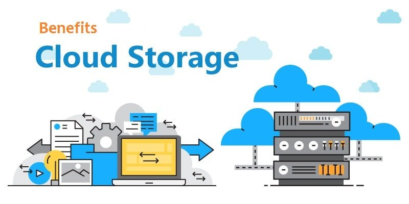 Advantages of Cloud Storage