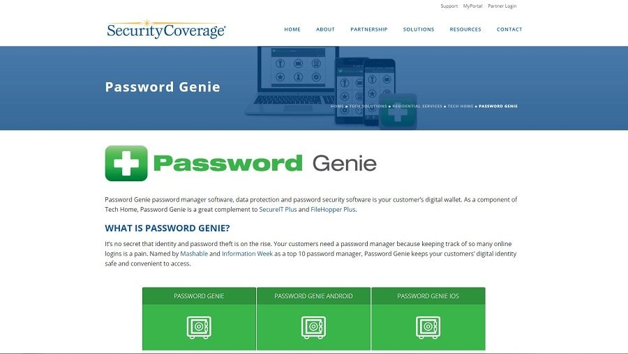 Password Genie