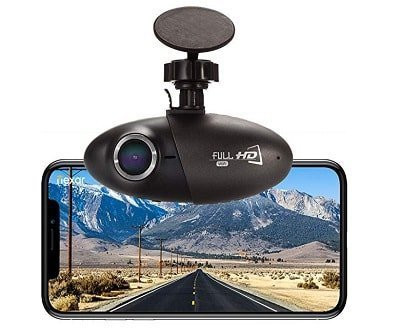 Dash Cam with Cloud Storage function