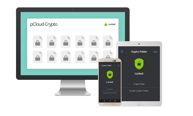 pCloud Crypto - enhance security feature