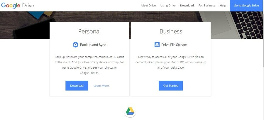 Screenshot 16 - Google drive sync