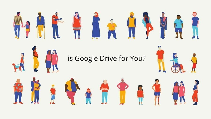 is Google Drive for You