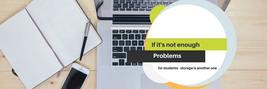 Cloud Storage for Students - Problems